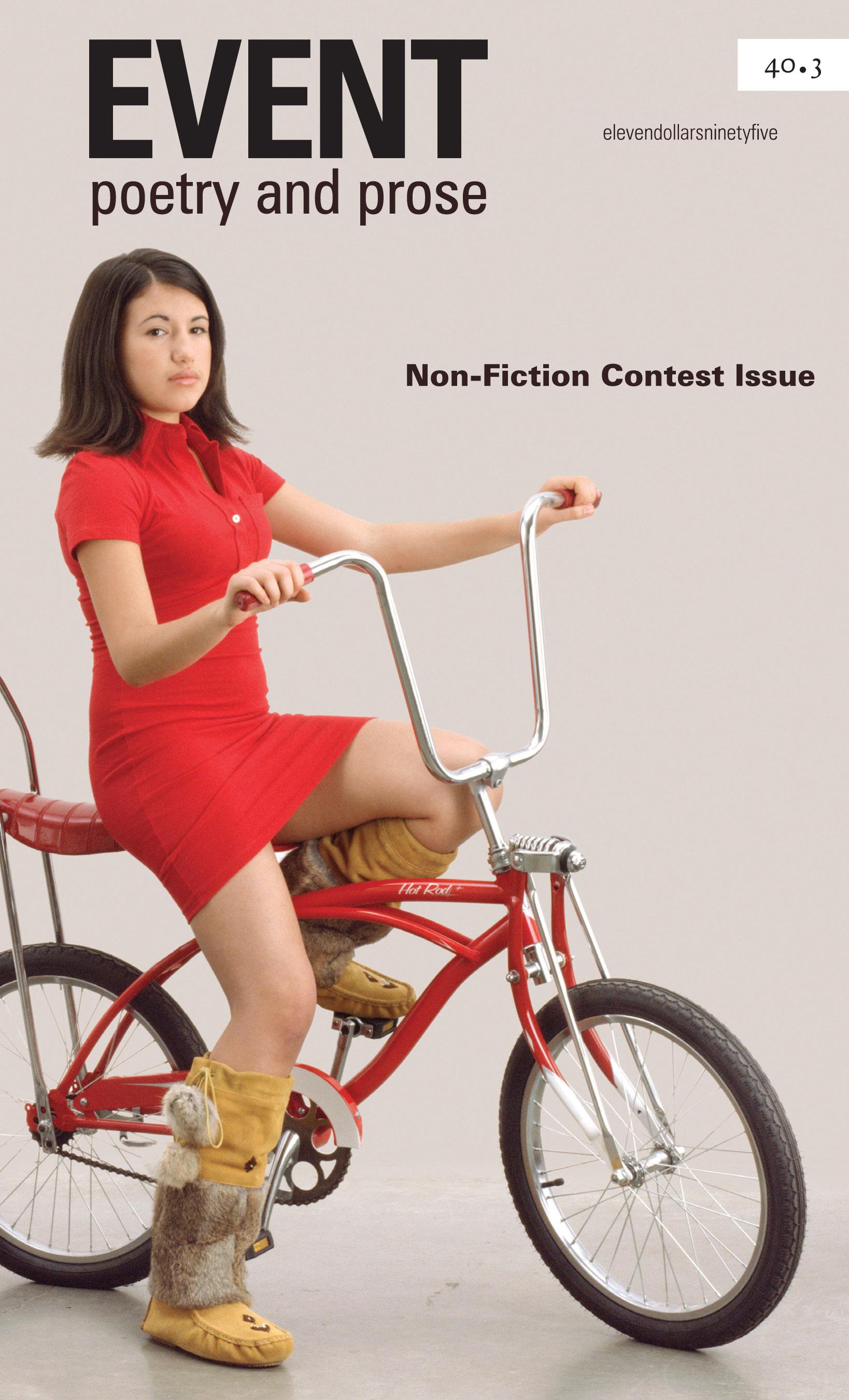 EVENT 40/3: Non Fiction Contest Issue