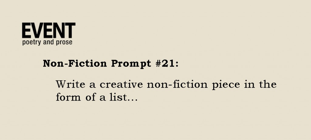 non fiction essay prompts Reader response questions: these prompts give students focus and purpose as they respond in writing to fiction and nonfiction they have read  .