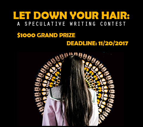 Let Down Your Hair Speculative Writing Contest